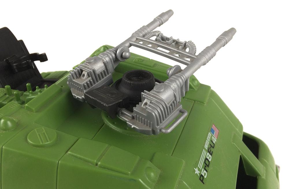 GI Joe 1990 MOBILE BATTLE BUNKER Side Cannon Gun